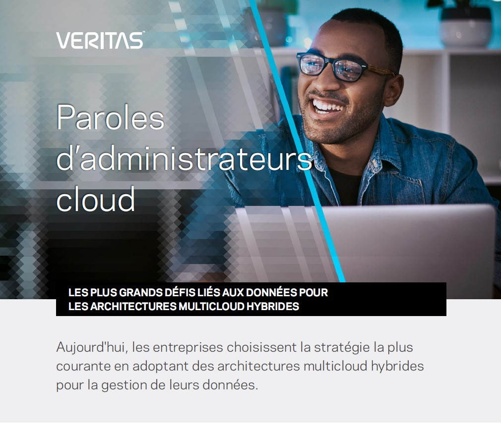 Paroles d'administrateurs cloud