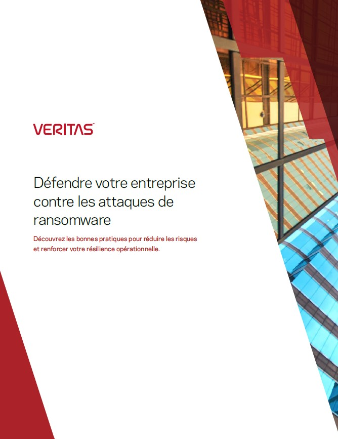 Ebook – défense contre le ransomware