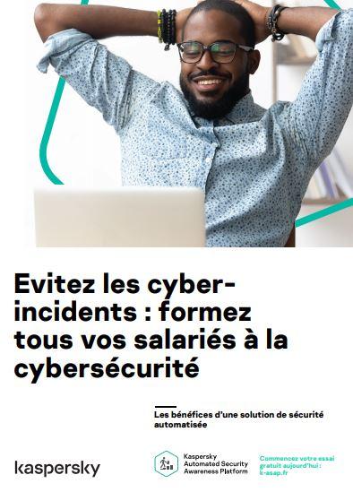 Evitez les cyberincidents : formez tous vos salariés à la cybersécurité