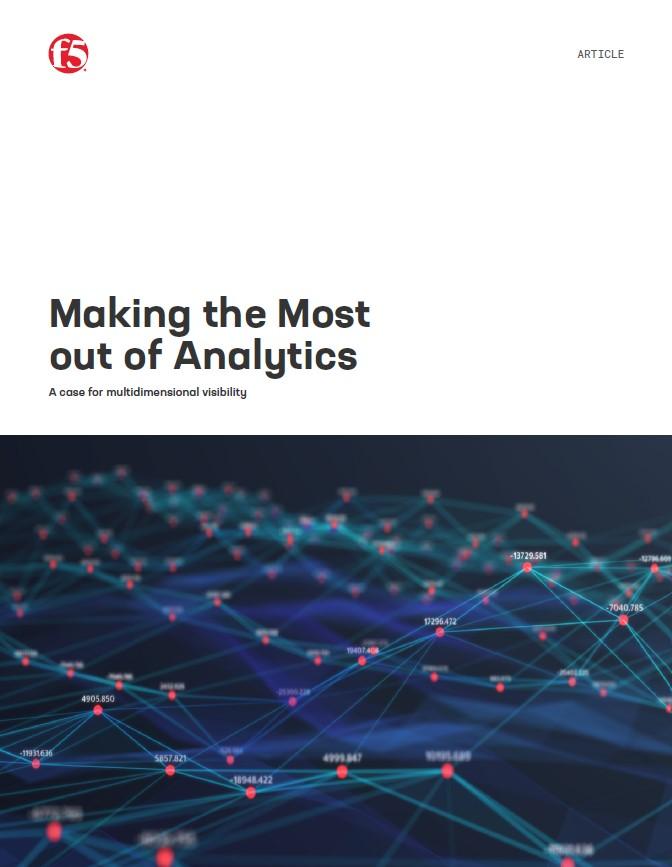 Comment utiliser au mieux les analyses: un cas pour la visibilité multidimensionnelle