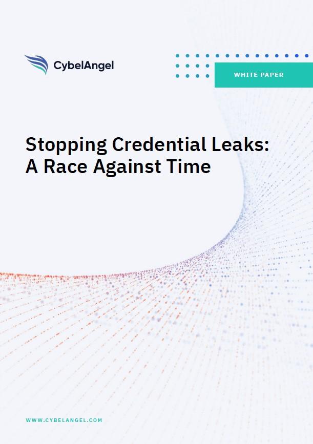 Arrêter les fuites d'informations d'identification: une course contre la montre