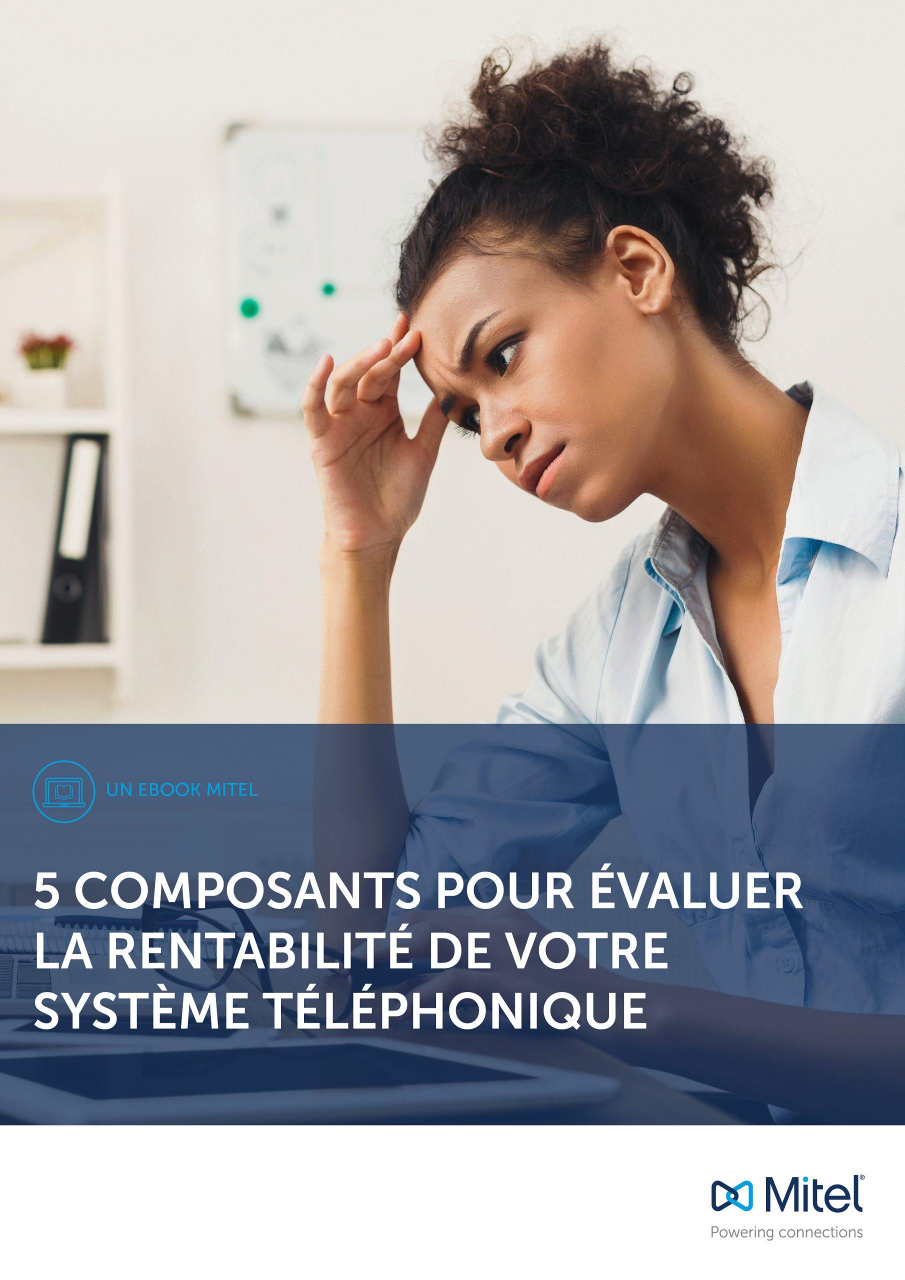 Evaluer la rentabilité de votre système téléphonique grâce à ces 5 composants clés.