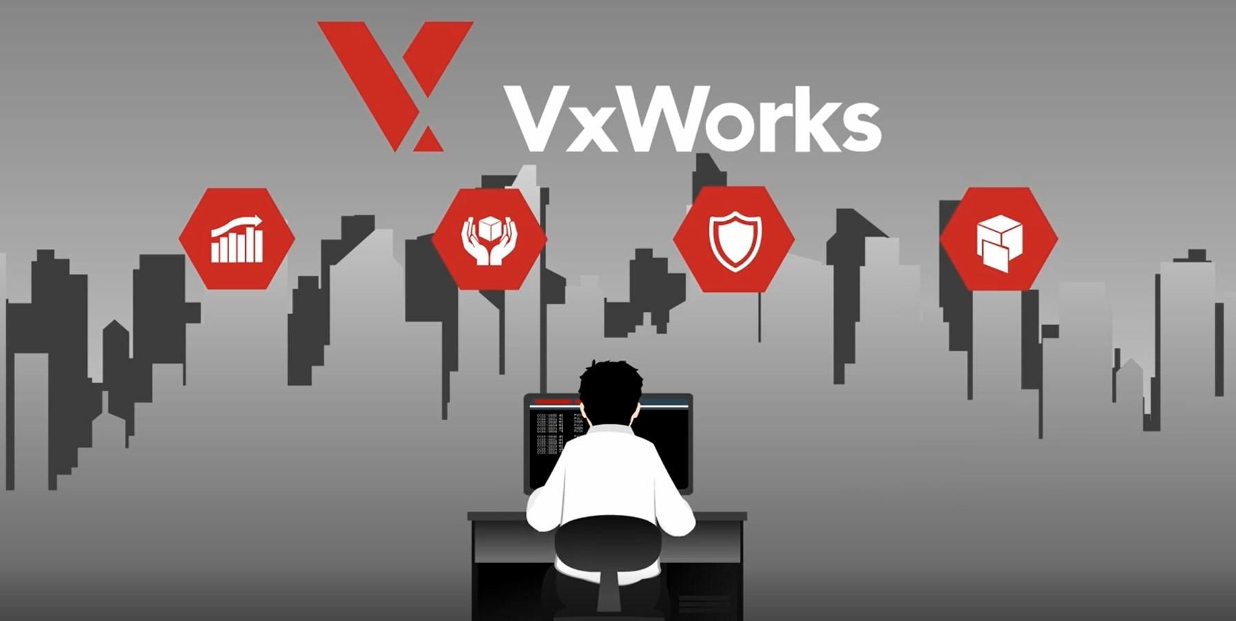 Qu'est-ce que c'est VxWorks?