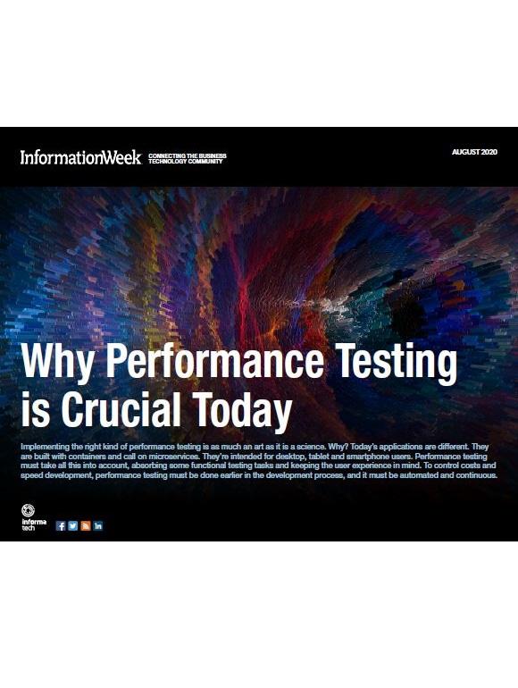 L'importance du Performance Testing aujourd'hui