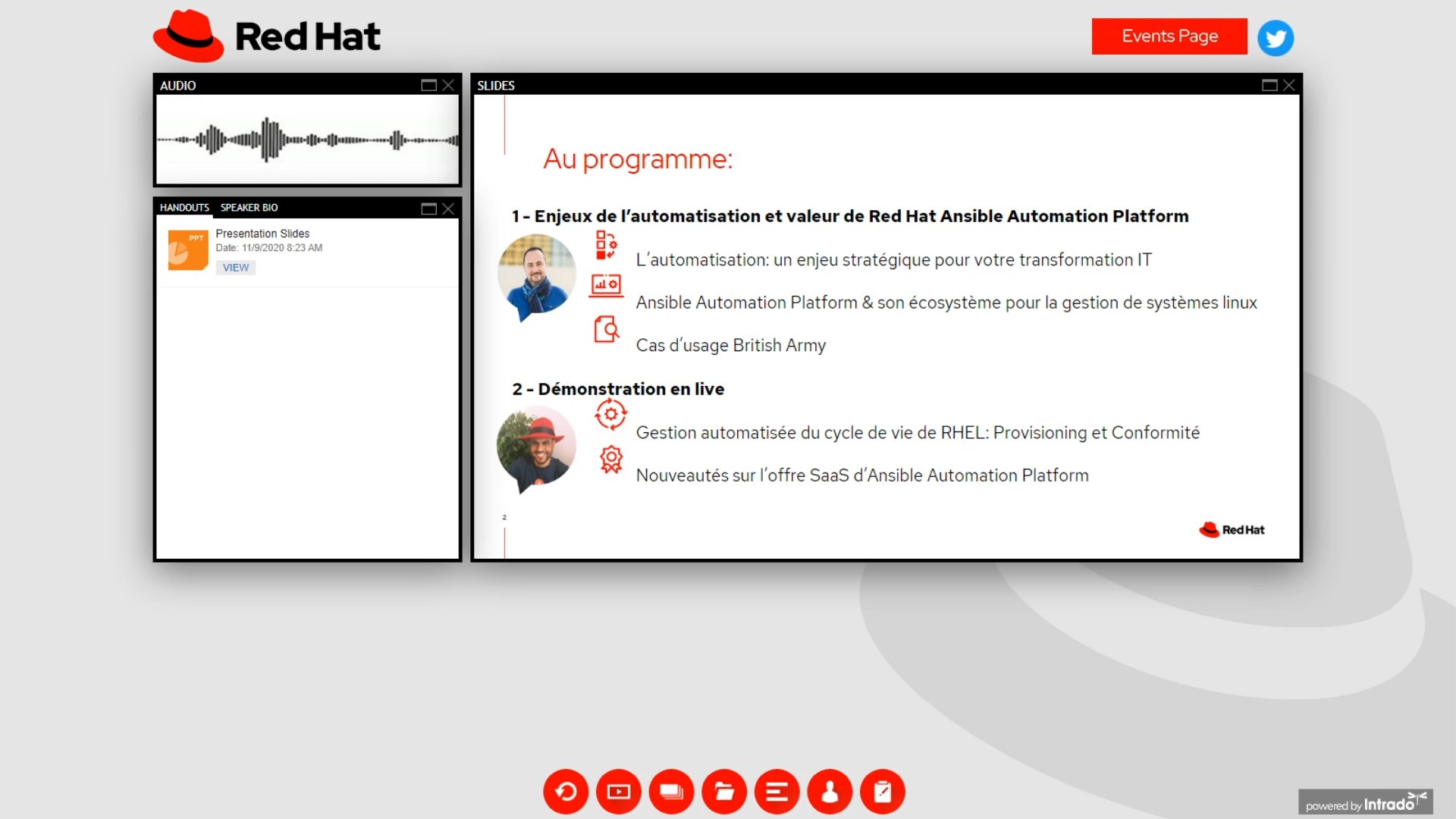 Gestion industrialisée du cycle de vie de l'automatisation dans l'écosystème Red Hat avec Ansible Automation Platform