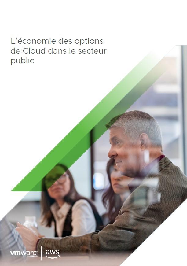 L'économie des options de Cloud dans le secteur public