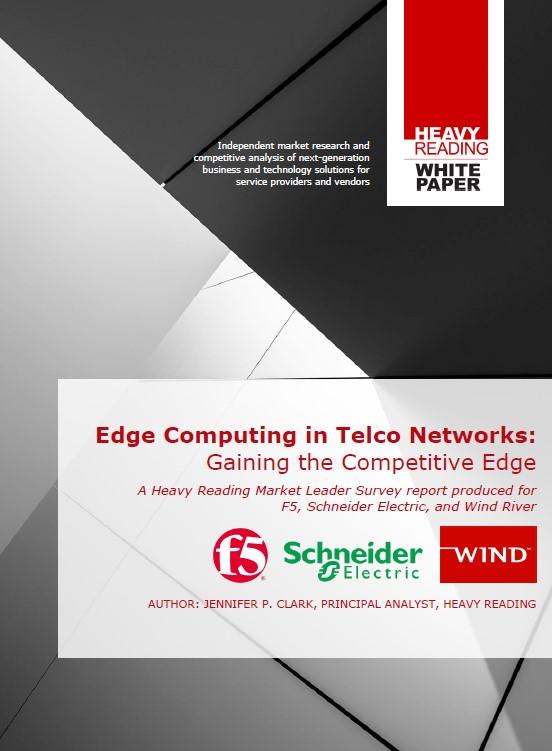 Edge Computing dans les réseaux de télécommunications: comment gagner un avantage concurrentiel