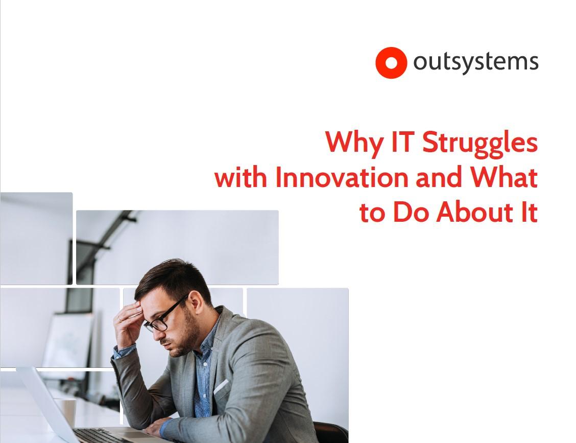 Pourquoi l'informatique a du mal à innover et que faire à ce propos