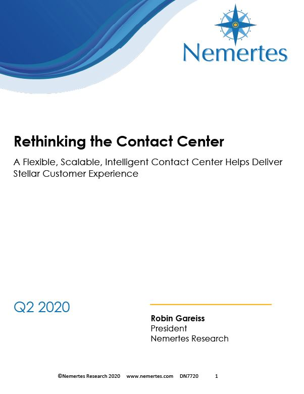 Repenser le centre de contact