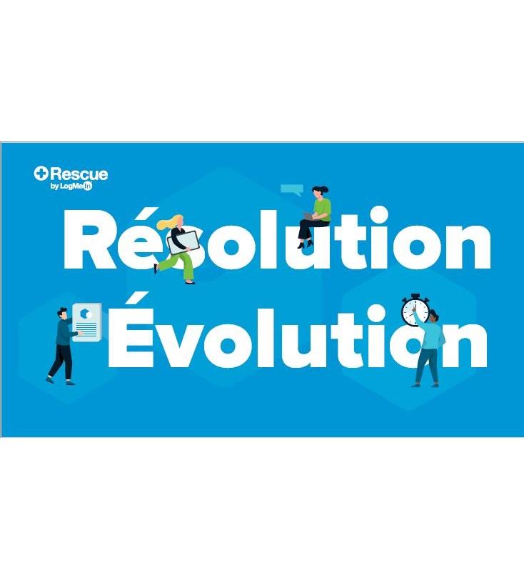 Résolution et Révolution Rescue by LogMeIn™