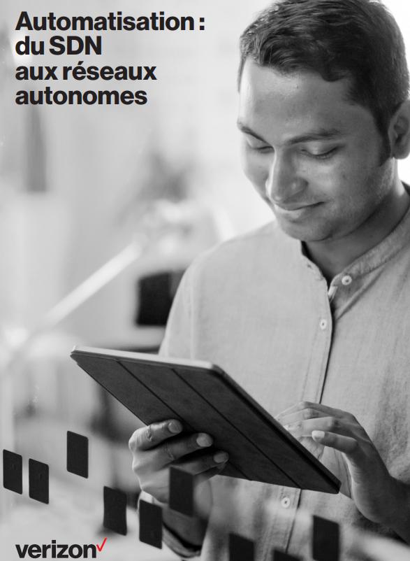 Automatisation : du SDN aux réseaux autonomes