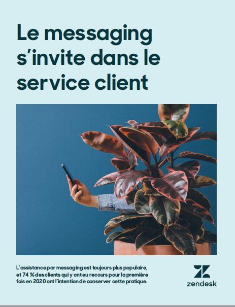 Le messaging s'invite dans le service client.