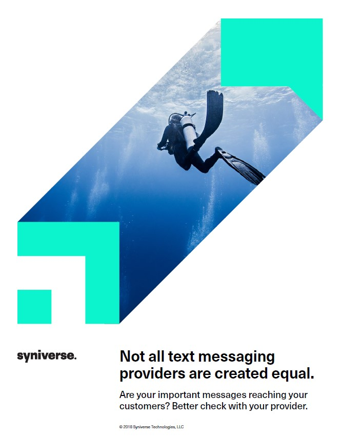 Les fournisseurs de messagerie texte ne sont pas égaux