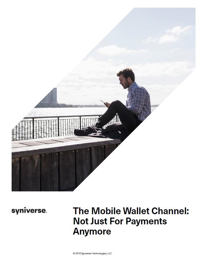 Le canal du portefeuille mobile: plus seulement pour les paiements