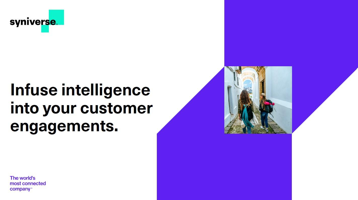Utilisez l'intelligence pour l'engagement de vos clients