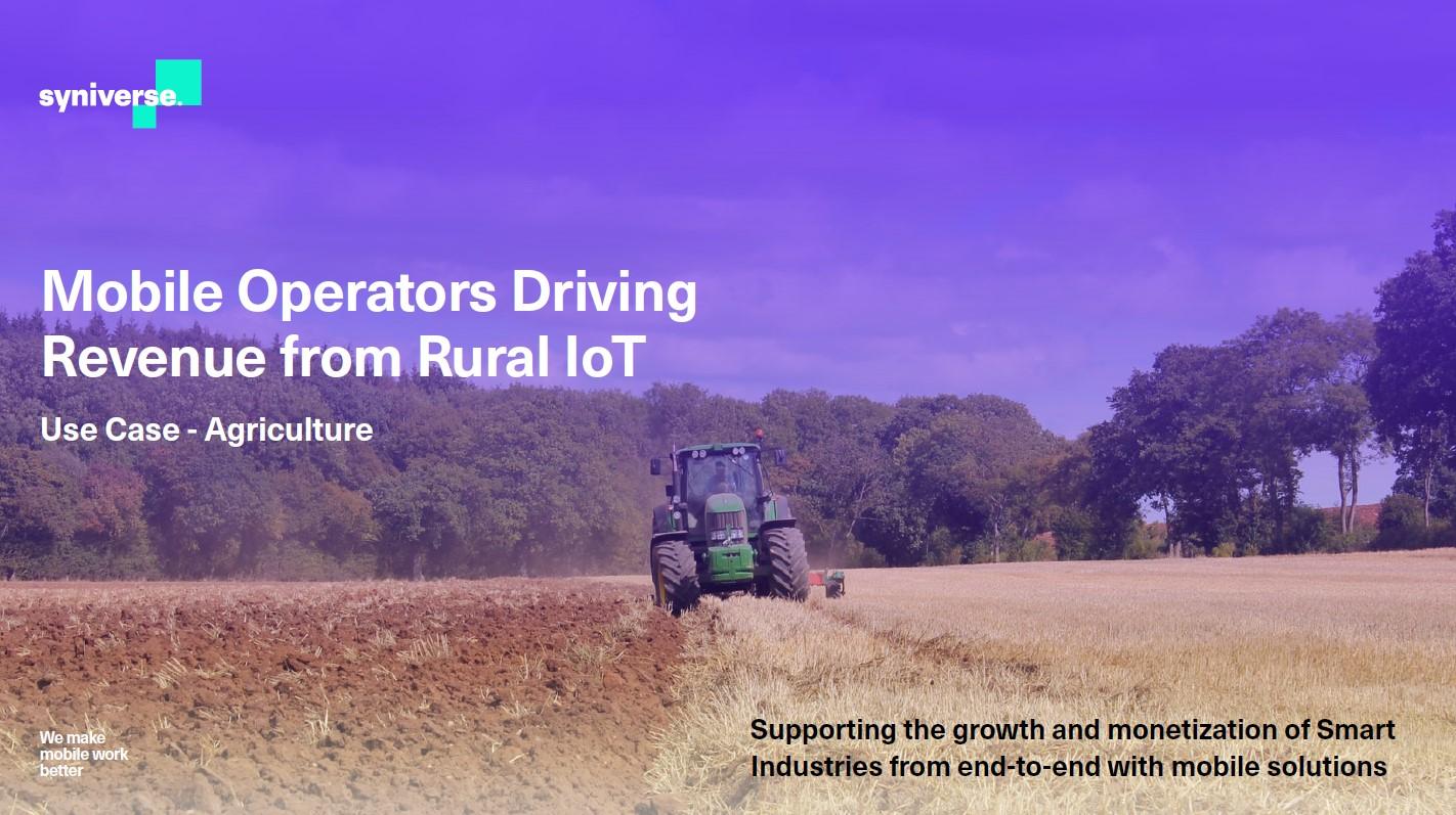 Les opérateurs mobiles génèrent des revenus grâce à l'IoT rural