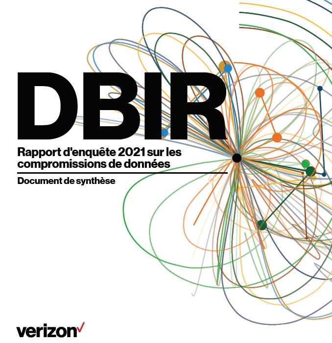DBIR – Rapport d'enquête 2021 sur les compromissions de données