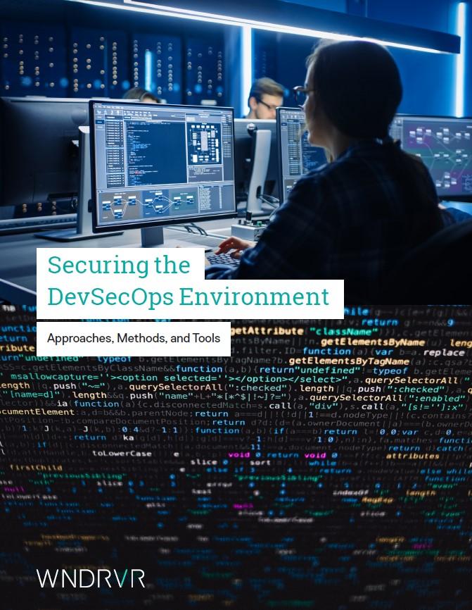 Sécuriser l'environnement DevSecOps : approches, méthodes et outils