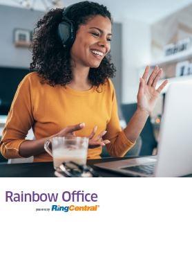 Rainbow Office, la solution de communication basée sur le cloud pour surmonter les obstacles et poursuivre son activité