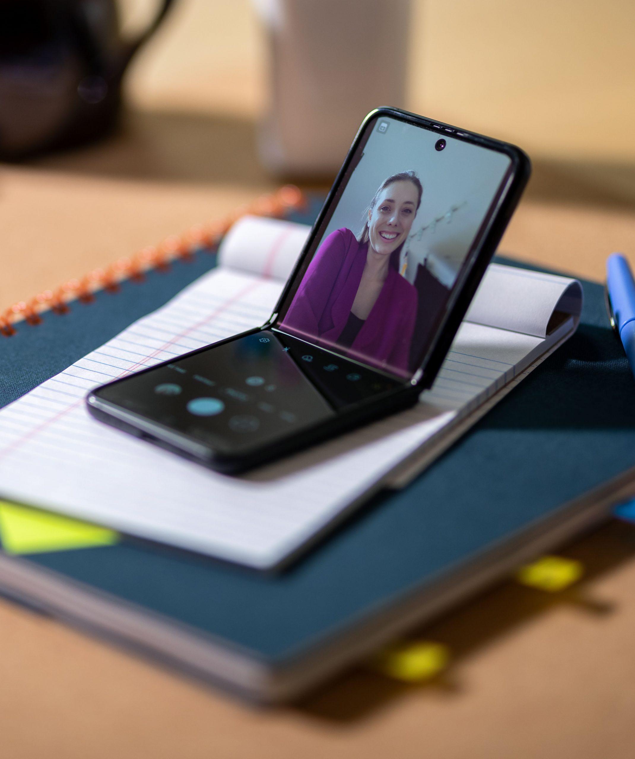 Découvrez notre nouvelle gamme de téléphones pliables 5G pour les entreprises
