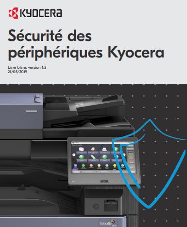 Sécurité des périphériques Kyocera